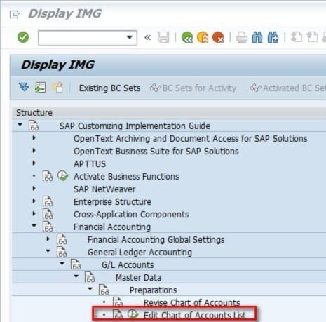 SAP FICO configuration document - Sapsharks