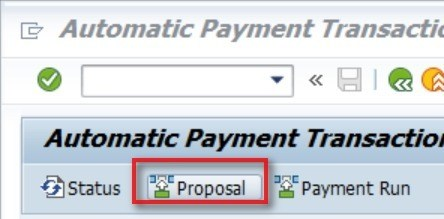You will get a popup box. Click on Start Immediately and click on the green arrow to start the Proposal.