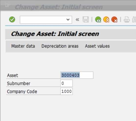 Change the values of any of fields on this screen. If you want to change a value, but the field is grayed out, then you will need to bring this up with your IT team.  The screenlayout rule may have this field set to display.